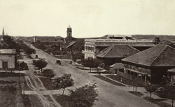 View of Merchant Street, Rangoon 3551159